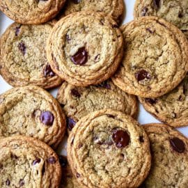 Chocolate Chip Cookies Large