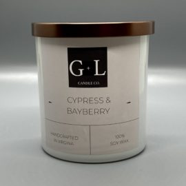 Cypress and Bayberry