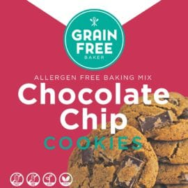 Original Cookie Front page