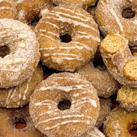 chai-spiced-donuts